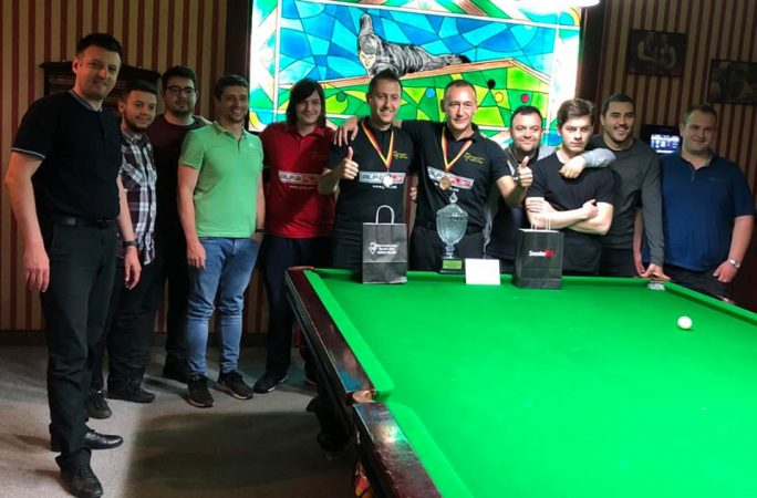 SnookerON Open 2019